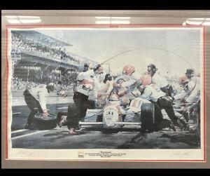 Al Unser 05/29/1994 In Commemoration Indianapolis 500 Marlboro  Penske Driver