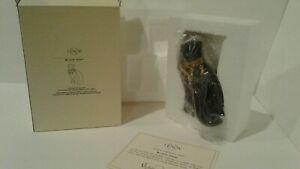 Lenox Black Jack Jeweled Car Kitten COA