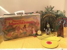Vintage 70's Mego WIZARD OF OZ EMERALD CITY *AND* MUNCHKINLAND  Playsets