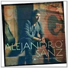 ALEJANDRO SANZ - EL TREN DE LOS MOMENTOS CD POP NEW+