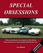 SPECIAL OBSESSIONS 1950s Rare Kit Car Book ROCHDALE OLYMPIC Lotus 6 Tornado RGS
