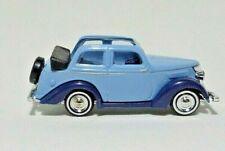 Ford Eifel Bj 1935-40 100/% passform Fussmatten Autoteppiche Silber Rot Blau