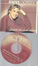 CD--BOGNER,JENS--GETRUMT HAB' ICH VIEL ZU LANG
