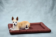 Pet Precision SnooZZy® DURABLE Dog Crate Cage Mat Bed Pad Cushion - Large 4000