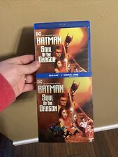 Batman: Soul of the Dragon Blu-ray (NO DIGITAL) 2021 DC Animated Action