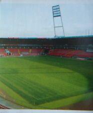 Panini 66 BL Fussball 2005/06 Stadion Werder Bremen