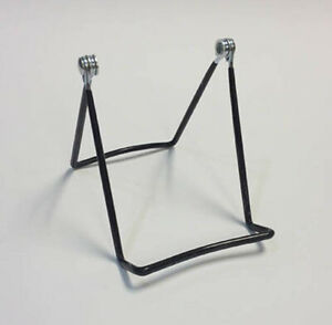 Bards 4 inch and 6 inch Vinyl Coated Easel/Plate Stand/iPhone Stand/Tablet Stand