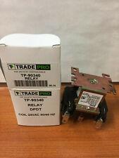 Tradepro Relay 24 Vac 50/60 HZ TP-90340   (201098)