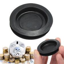 5x Stopfen Spardosenverschluss Spardose Sparschwein Gummi Verschluss Stöpsel