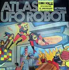 """""""ATLAS UFO ROBOT""""  lp edizione limitata numerata pink vinyl nuovo RSD."""