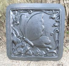 """heavy duty plastic butterfly stepping stone mold 13.5"""" see 5000 molds in store"""