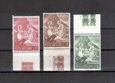 Vatikan Michelnummer 487 - 489 postfrisch (europa:2304)
