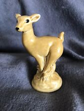 """More details for wade collectibles """"standing fawn"""" lovely deer figurine"""