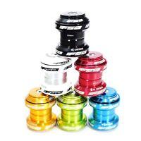 "FSA Orbit MX Threadless Fahrrad Steuersätze 1-1/8"" 34mm W Top Cap 6 Colors"