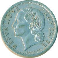 COIN / FRANCE / 5 FRANC 1946   #WT5702