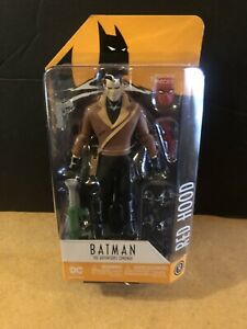 Batman The Adventures Continue Red Hood DC Collectibles Animated Series In Hand