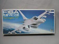 AM320 FUJIMI 1/72 MAQUETTE AVION F16A PLUS FIGHTING FALCON REF 7AE3 TBE