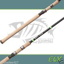 "G Loomis E6X Steelhead Drift Spinning Rod 1082-2S 9'0"" Light 2pc"