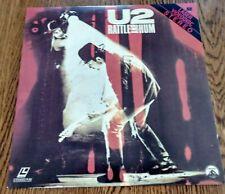 U2 Rattle And Hum * LASERDISC Like New