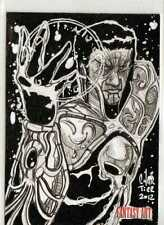 Fantasy Art Sketch Card by Francois Chartier /5 - Unstoppable Loaded Pack