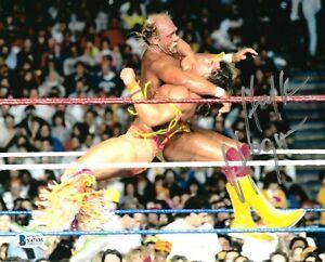 WWE HULK HOGAN HAND SIGNED AUTOGRAPHED 8X10 PHOTO WITH BECKETT COA VERY RARE 26