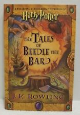 The Tales of Beedle the Bard J. K. Rowling 1st American Edition