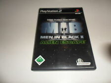 PlayStation 2 PS 2 Men in Black II: Alien escape (5)