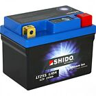 Shido LTZ5S Lithium Ion Batterie Motorradbatterie YTZ5S YTZ5S-BS