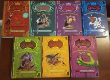 How to Train Your Dragon Books Lot of 6 Books 1 - 6 & 8