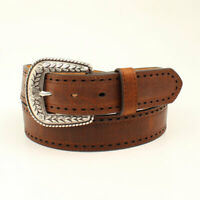 Ariat Women's Brown Leather Belt A1527444