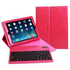 iPad Pro 9.7 inch & iPad Air 1/2 Bluetooth Keyboard case Leather Removable