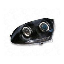 Scheinwerfer Set Angel Eyes VW Golf 5 schwarz 1040338