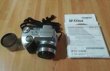 Olympus SP-510UZ 7.1MP Digital Camera - 10x Zoom -  GREAT ITEM - FREEPOST UK