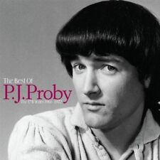 P.J.PROBY - Best Of The Emi Years (1961-1972) NOUVEAU CD