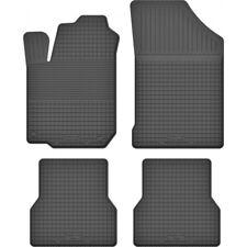 Gummimatten Fußmatten 1.5 cm Rand - OPEL MERIVA A (Bj. 2003-2010) 4-teile -Set