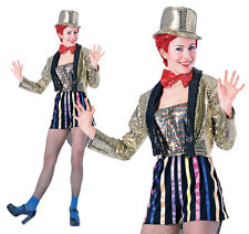 Adult Columbia Fancy Dress Costume Rock Horror Show Outfit