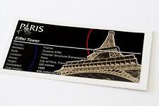 LEGO Creator UCS Autocollant Pour Tour Eiffel 10181