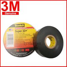 Scotch Super 33+ Premium Vinyl Electrical Tape19mmX20m UL Listed & CSA Certified