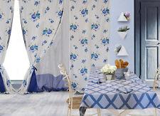 Tenda Rosatea bianco e blu (col.5)