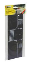 NOCH 60712 Self Adhesive Asphalt Crossing 22cm x 22cm 00/HO Gauge Model Rail
