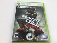 Tom Clancy's Splinter Cell: Conviction - Xbox 360 Game - Free Ship