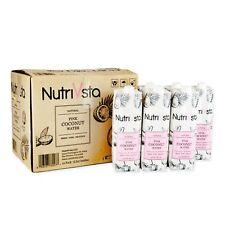 NutriVsta Pink Coconut Water (1L) 12/Pack