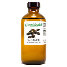 8 fl oz Clove Bud Essential Oil (100% Pure & Natural) Glass Bottle