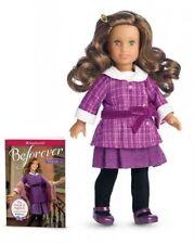 American Girl Rebecca BeForever Mini Doll & Book BNIB Gorgeous!!!!!!