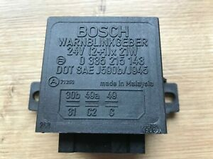 Warnblinkgeber 12-24 V 21 W  Bosch Unimog, LKW usw.