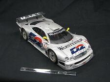 AutoArt Mercedes-Benz CLK GTR 1997 1:12 #11 Wurz / Ludwig / Schneider FIA GT