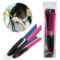 Brush Tools Hair Salon Tong Styling Comb Setting Straightening Hair Hairdressing
