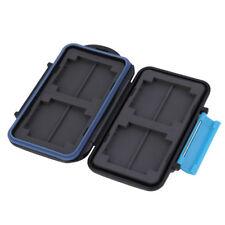 EG_ LK_ SD CF Memory Card Case Holder Hard Storage Wallet Anti-shock Waterproof