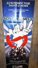S.O.S FANTOMES 2  ghostbusters  ! affiche cinema