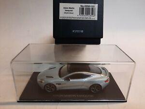 Kyosho Aston Martin Vanquish skyfall silver 1/43 05581SS